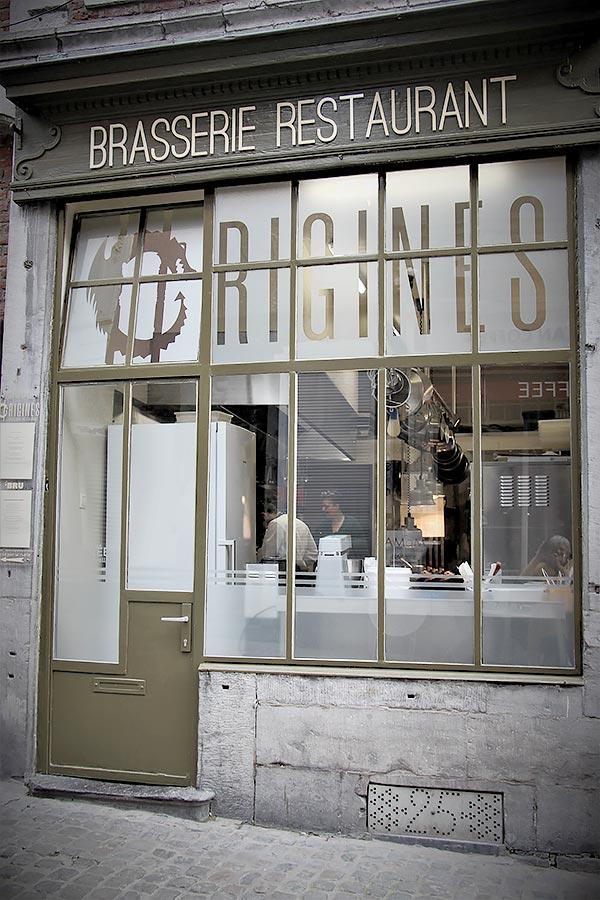 Photo du restaurant Origines